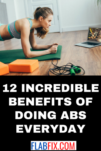 12 Incredible Benefits of Doing Abs Everyday
