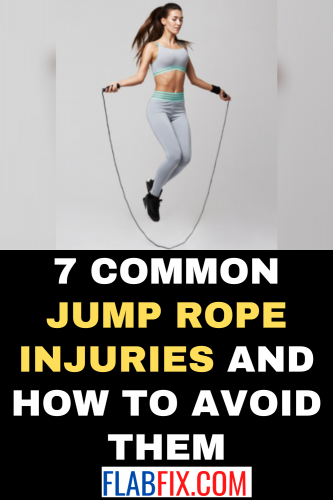 7 Common Jump Rope Injuries and How to Avoid Them