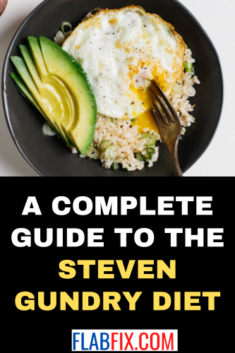 A Complete Guide to the Steven Gundry Diet