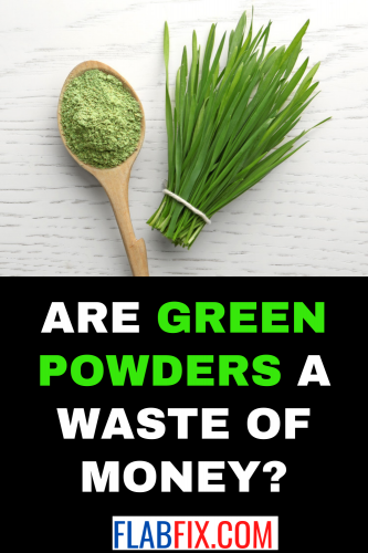 Are Green Powders a Waste of Money?