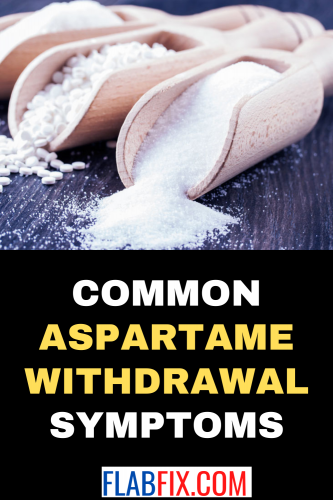 Common Aspartame Withdrawal Symptoms