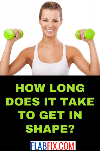 How Long Does It Take to Get in Shape After Living a Sedentary Lifestyle?