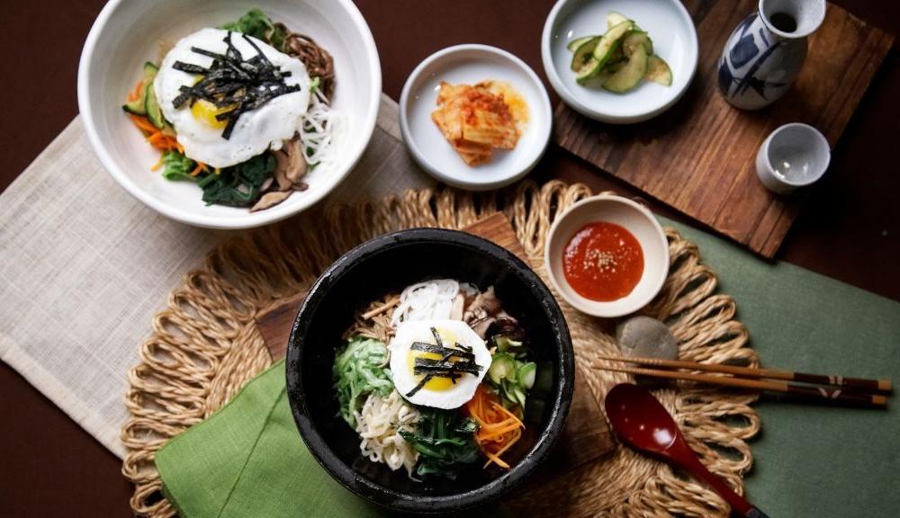 Korean weight loss diet