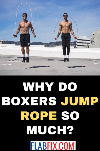 Why Do Boxers Jump Rope so Much?