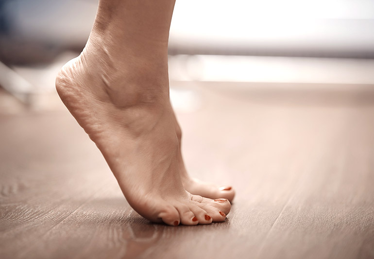10 Effective Exercises for Weak Ankles
