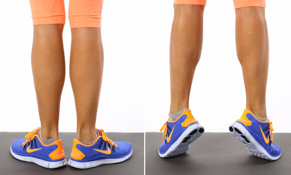 10 Best Tips on How to Get Skinny Calves
