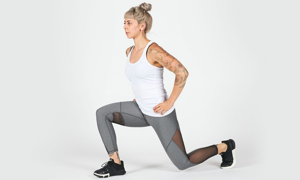 Are Lunges Bad for Your Knees?