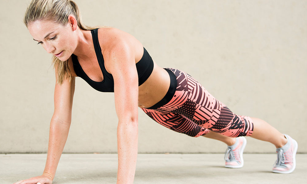 The good news is that wrist pain when doing push ups can be a thing of the past if you focus on modifying the type of pushup.